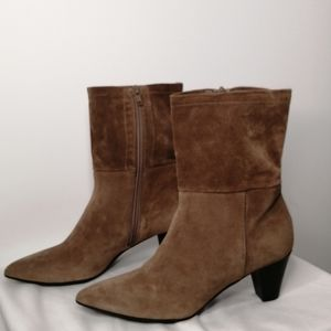Minelli suede boots